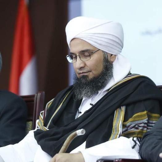 Doa Habib Ali al-Jufri Agar Diberikan Kecintaan Kepada Agama dan Kedamaian untuk Indonesia