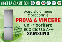 Con Glade, Oust, Duck, Pronto, Shout, Mr Muscle e Stira & Ammira vinci Frigoriferi combinati Samsung
