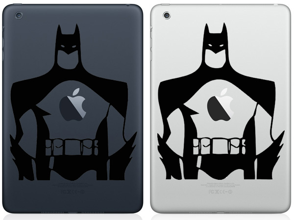 Batman iPad Mini Decals