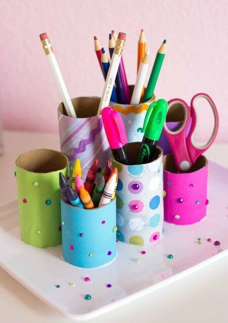 Easy and useful handicrafts for everyday life