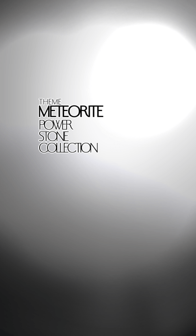 power stone collection METEORITE