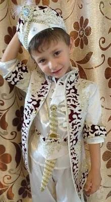 ملابس الطهارة- وعراب اكسيل -ouarab akcil