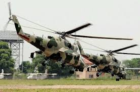 Air Force deploys two helicopters to Zamfara