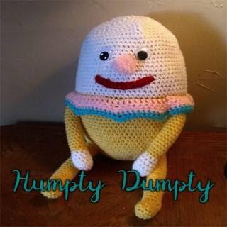 PATRON HUMPTY DUMPTY AMIGURUMI 28586