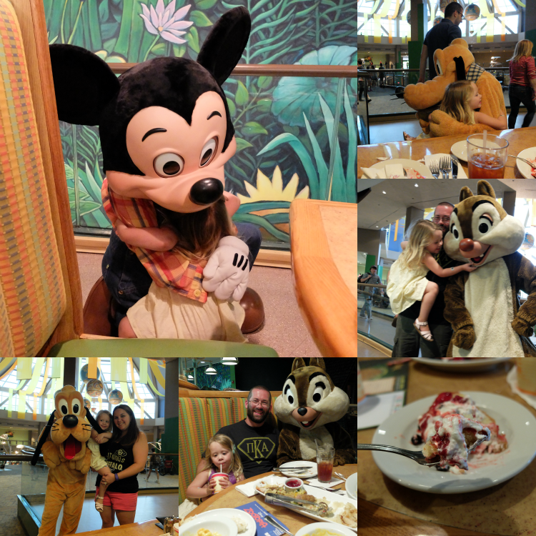 Sweet Turtle Soup : [Cheers to Five Years] Disney Trip #24, day 1 - Hollywood Studios, Sunday Brunch, Pop Century, and Garden Grill