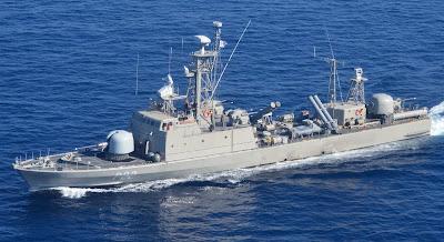Με τον ADL, οι ΤΠΚ του ΠΝ μπορούν να μετατραπούν σε Φρεγάτες, όσον αφορά  τον πυραυλικό οπλισμό.