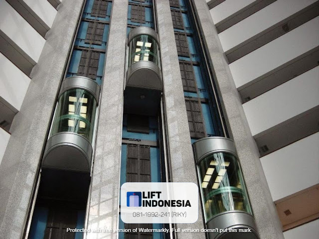 harga panoramic lift Bau-bau