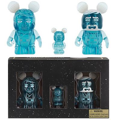 Star Wars Vinylmation Jedi Spirit 3 Pack – Anakin Skywalker, Obi-Wan Kenobi & Yoda