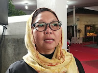 Mahfud MD Hadiri Haul Gus Dur, Jokowi Tak Diundang