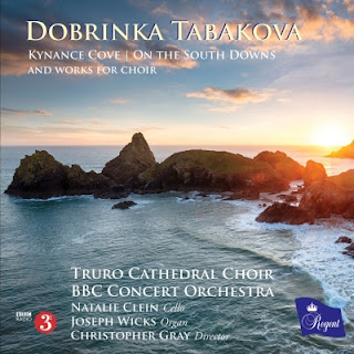 Dobrinka Tabakova - Kynance Cove, On the South Downs - Regent Records
