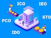 Perbedaan ICO, PCO, IEO, IDO, STO, Nagaya Termasuk Yang Mana?