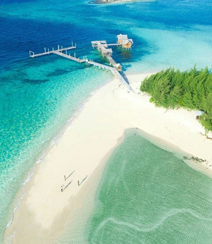 pulau saronde wisata gorontalo