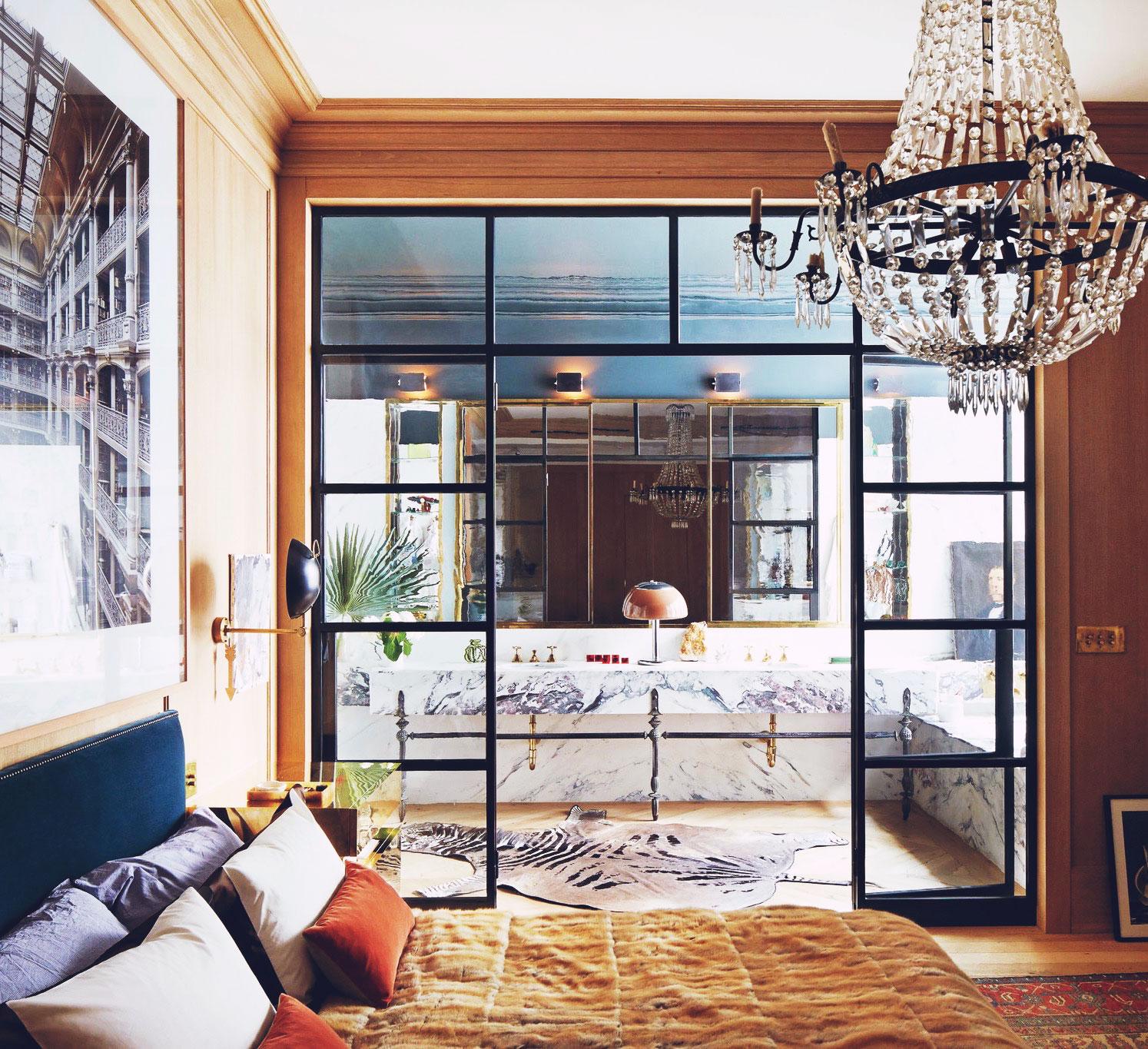 Décor Inspiration: Jenna Lyons's SoHo Loft