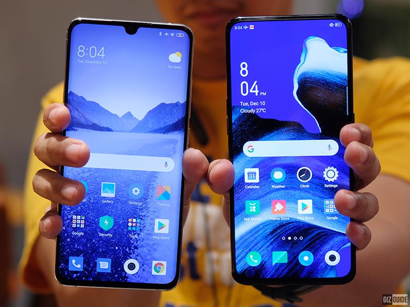 Notch screen vs all-screen