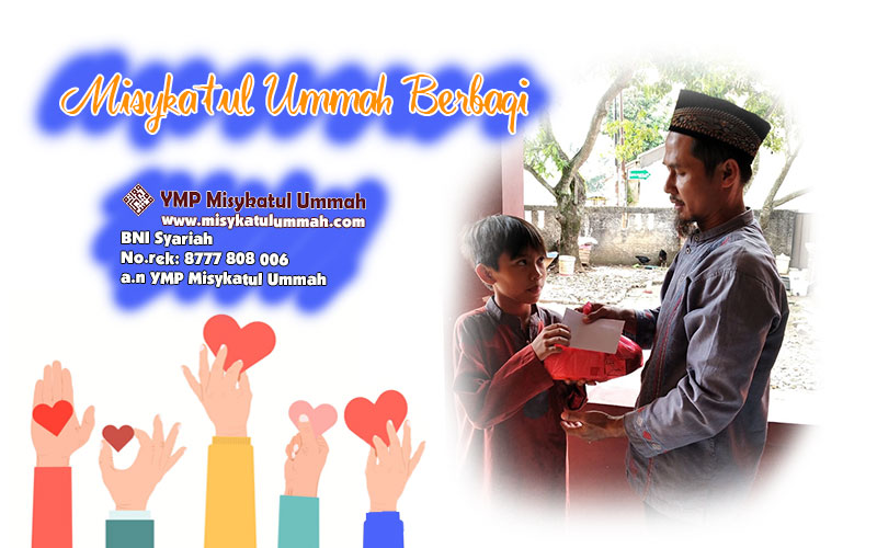 Misykatul Ummah Berbagi