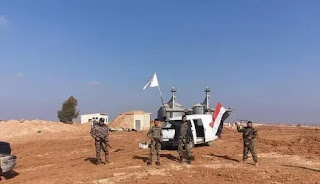 Pasukan Syiah Nushairiyah Ambil Alih Pos Turki Di Idlib