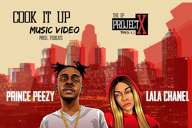 """South Florida's very own """"Prince Peezy & Lala Chanel"""" look to introduce Florida and the world to """"Project X."""""""