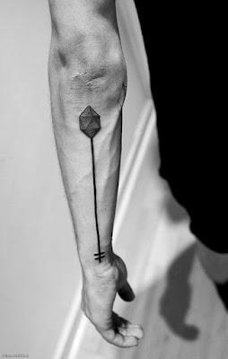 tatuaje flecha 5