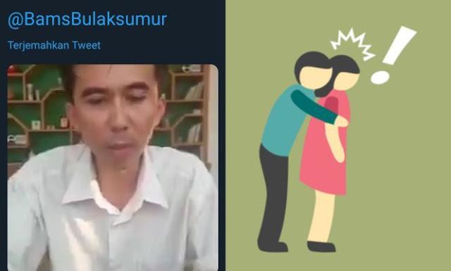 "Pengakuan Dosen UGM Korban Bambang: ""Saya Dibekap, Diremas Payudara dan Dicium Paksa..."""