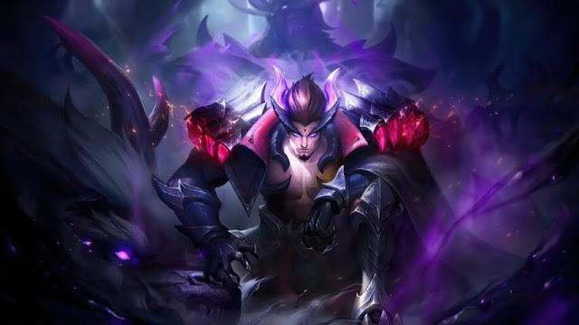 Hero Fighter Terkuat Yu Zhong