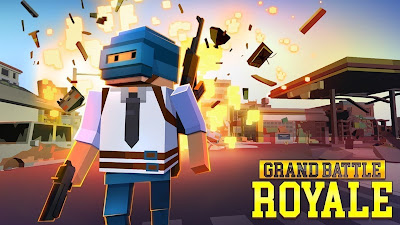 Personaje de Grand Battle Royale en full hd