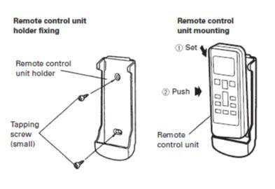 gantungan remote AC