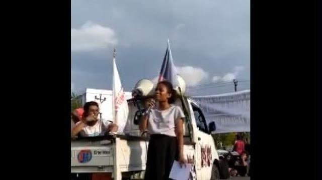 Mahasiswi Papua: Kenapa Dukung Palestina Merdeka, Tapi Kami Tak Didengar?
