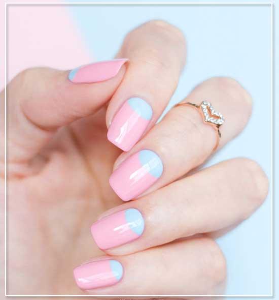 Pantone Nail Designs