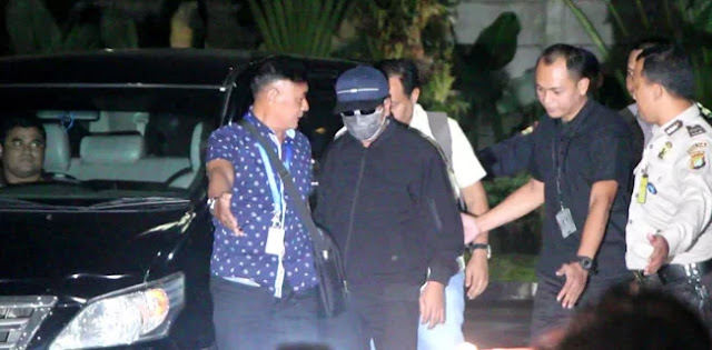 Romahurmuziy Ditangkap di Depan Posko TKD Jokowi-Maruf