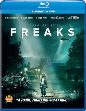 Freaks 2018 English BRRip 850Mb 720p ESubs