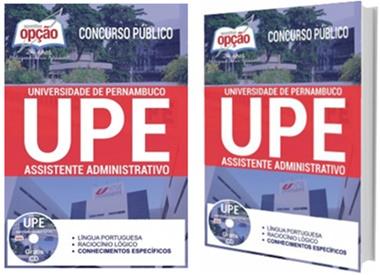 Apostila Universidade de Pernambuco UPE 2017