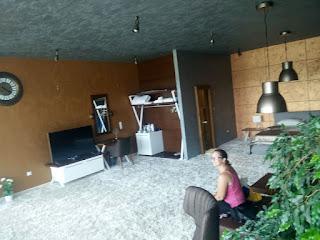 The amazing hotel room