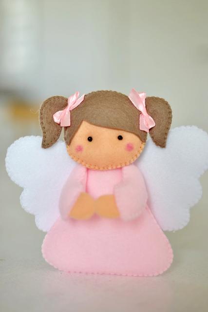 filcowy aniołek