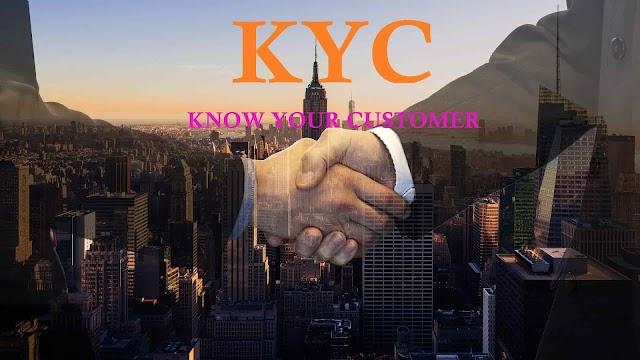 KYC क्या है - KYC Full Form in Hindi