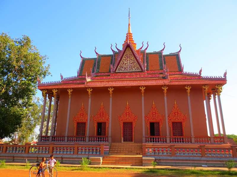 Koh Chen Pagoda
