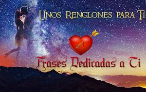 Unos Renglones para Ti, 5 de Diciembre 2018