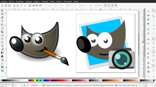 gimp-photogimp-edição-imagem-foto-adobe-photoshop-snapcraft-snap-ubuntu-canonical-diolinux-henriquead