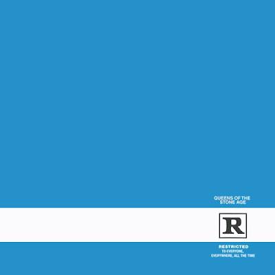 Portada de Rated R, el segundo disco de QUEENS OF THE STONE AGE