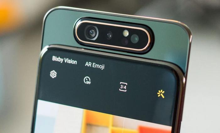 Samsung Galaxy A82 dapat menampilkan desain tampilan bergerak baru