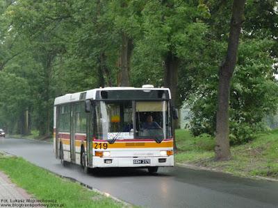 Ikarus 412, MZK Kędzierzyn-Koźle