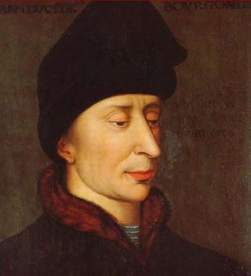 Juan I, duque de Borgoña, (Dijon, 28 de mayo de 1371 - Montereau, 10 de septiembre de 1419)