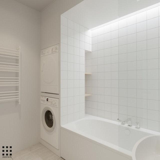 Bathroom Side Tiles Design