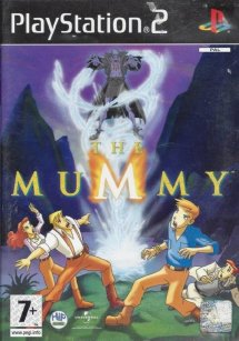 The Mummy PS2 ISO