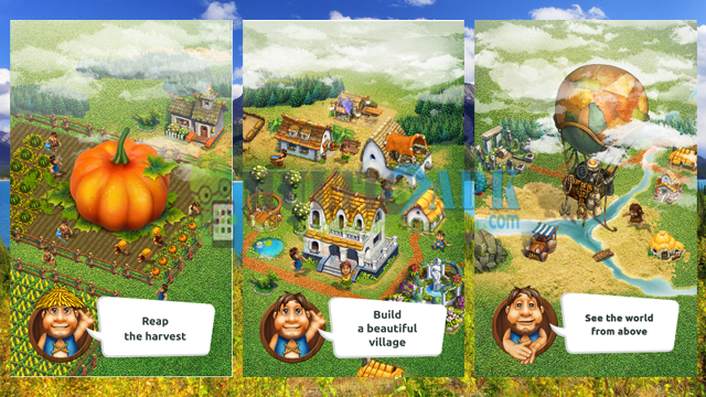 Game The Tribez Terbaru Versi 6.0 Apk+Data Mod Money Android