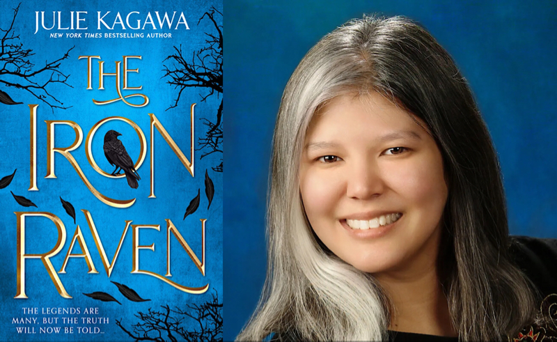 The Iron Raven by Julie Kagawa | Superior YA Fiction | Book Review