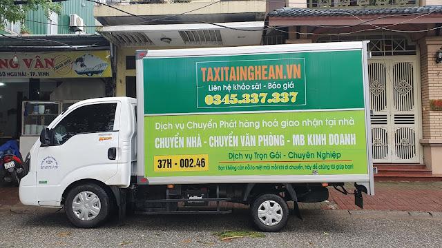 Công ty vận tải Thành phố Vinh