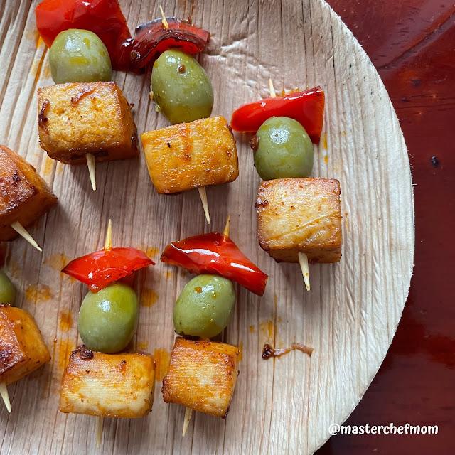 Tofu Banderillas