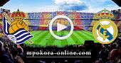 نتيجة مباراة ريال سوسيداد وريال مدريد بث مباشر كورة اون لاين 20-09-2020 الدوري الاسباني