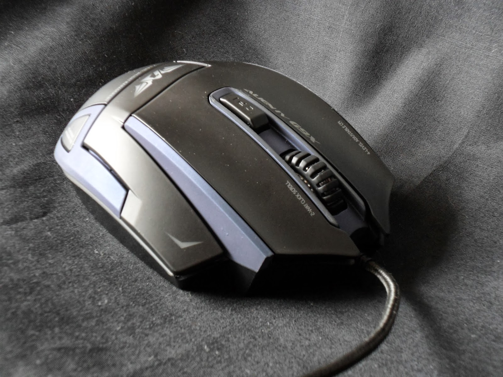 First Look & Review - Armaggeddon Alien IV G9X Optical Gaming Mouse 29
