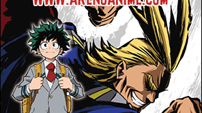 Boku no Hero Academia Reseña